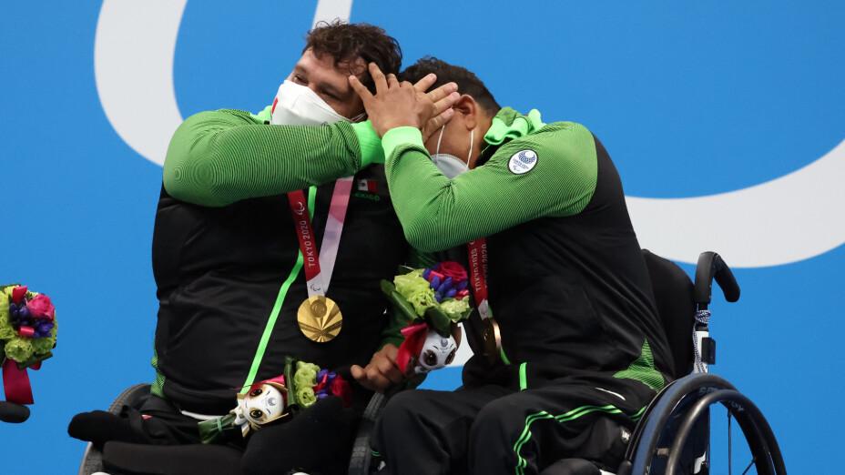 México en el medallero Juegos Paralímpicos de Tokyo 2020.