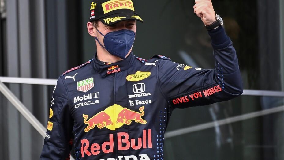 Max Verstappen, piloto de Red Bull Racing