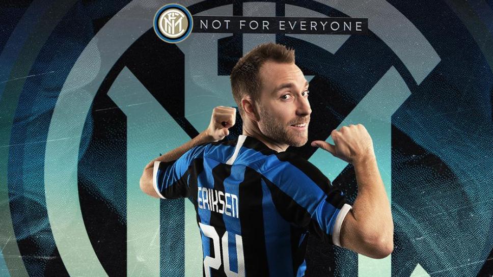 Serie A Christian Eriksen