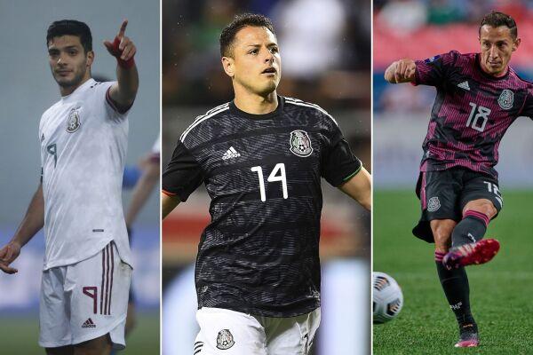 23 futbolistas mexicanos sin copa oro y juegos olímpicos.jpg