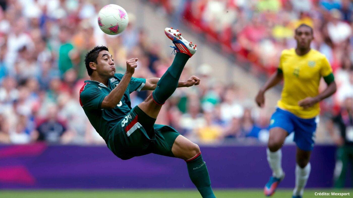 9 ganadores medalla de oro Londres 2012 méxico futbolistas.jpg