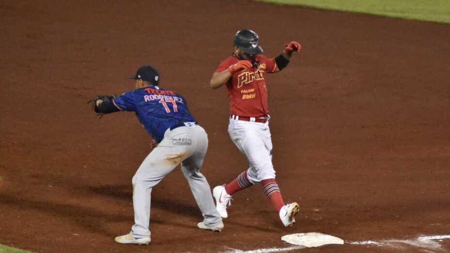 Tigres de Quintana Roo vs Piratas de Campeche