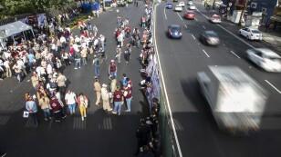 Manifestación de Petromex