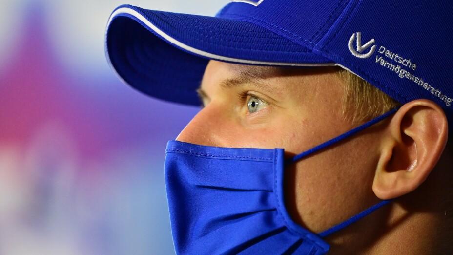 Schumacher Jr Haas Fórmula Uno
