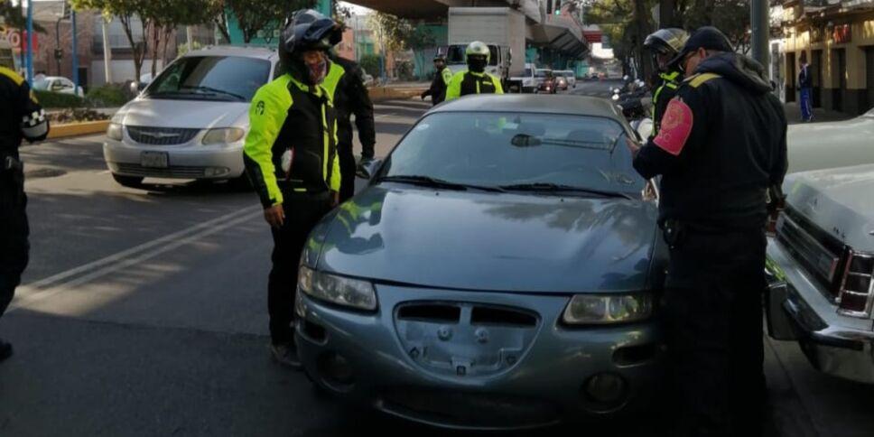 multa-carro-policias-cdmx