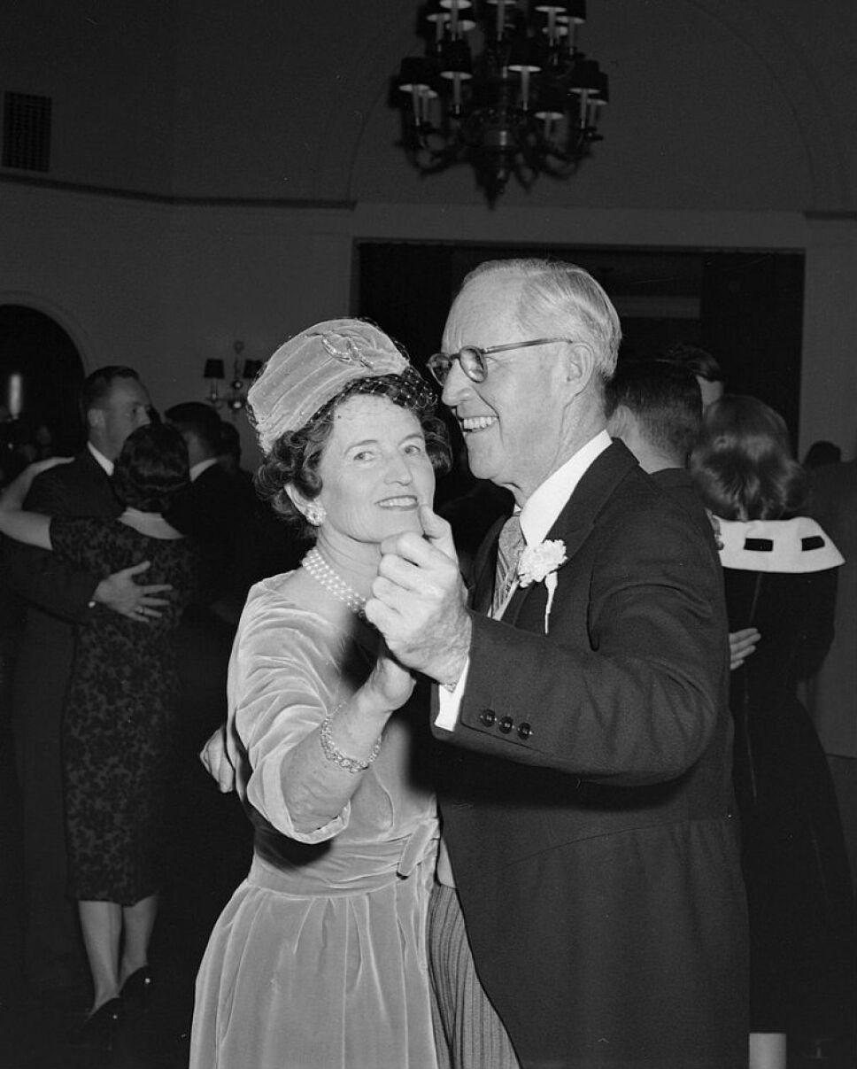 Rose y Joseph Kennedy
