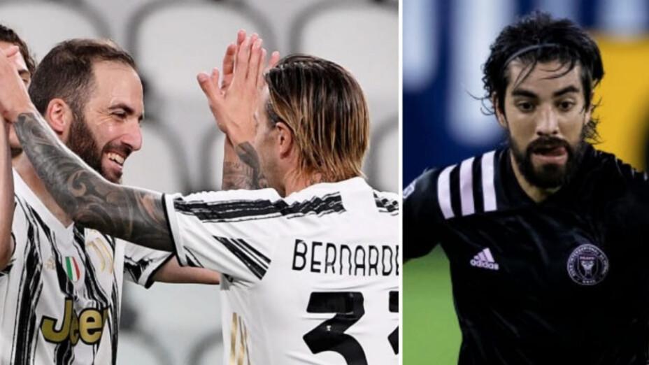 Proveniente de la Juventus, Inter Miami de Rodolfo Pizarro tendrá refuerzo de lujo