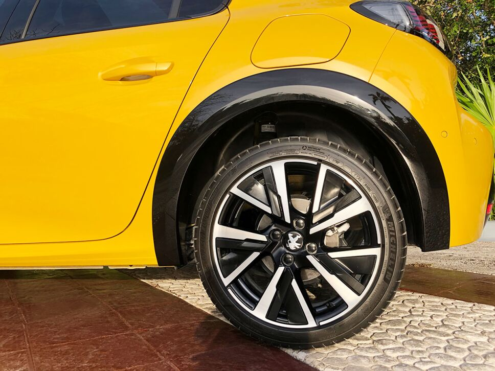 Rines Peugeot 208 2022