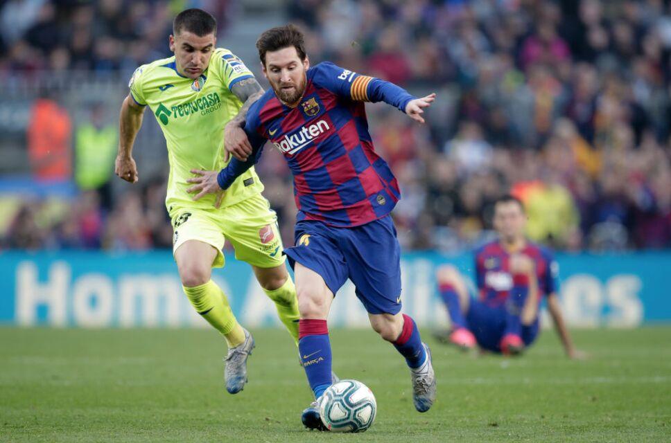 Messi volvió a brillar