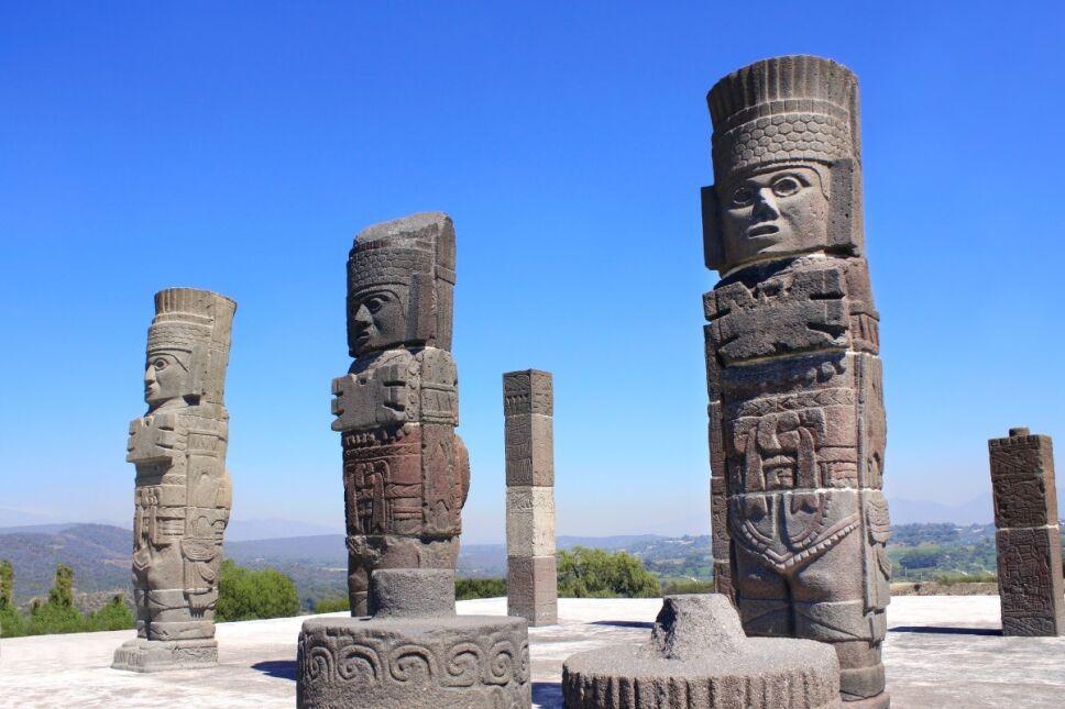 3 zonas arqueológicas cerca de la CDMX que puedes recorrer en un fin de semana