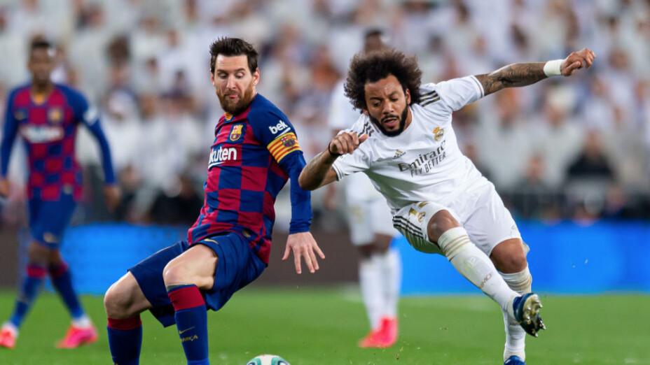 Barcelona vs Real Madrid podría darse en la siguiente fase de Champions League
