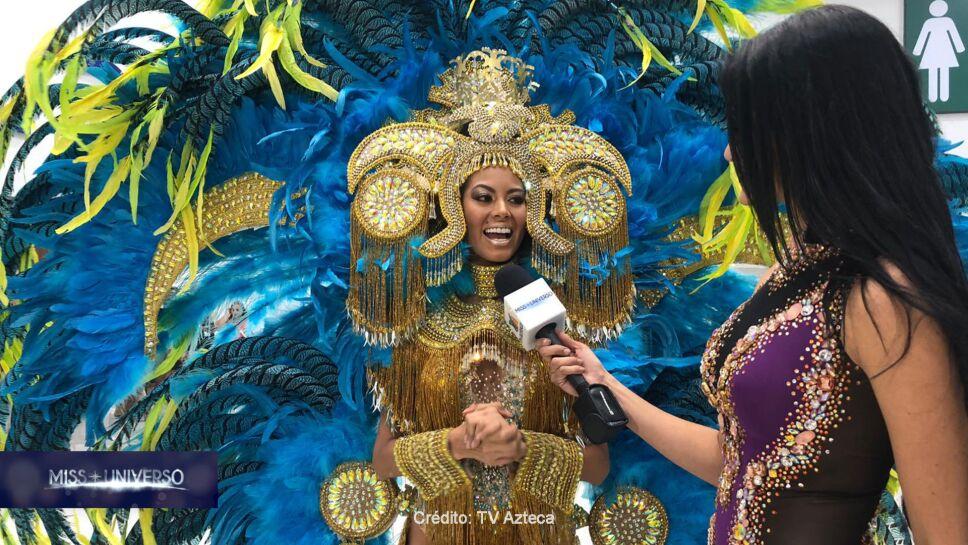 Miss Panamá en Miss Universo 2018
