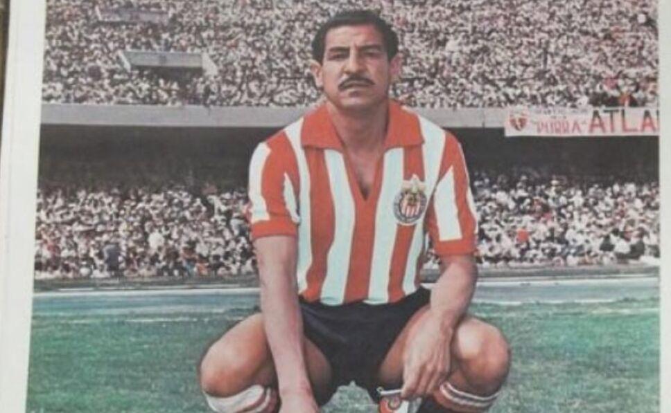 Juan Jasso, jugador de Chivas