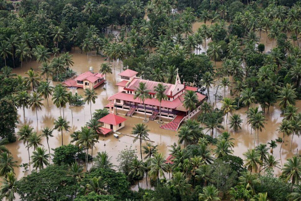 Inundaciones India Kerala2