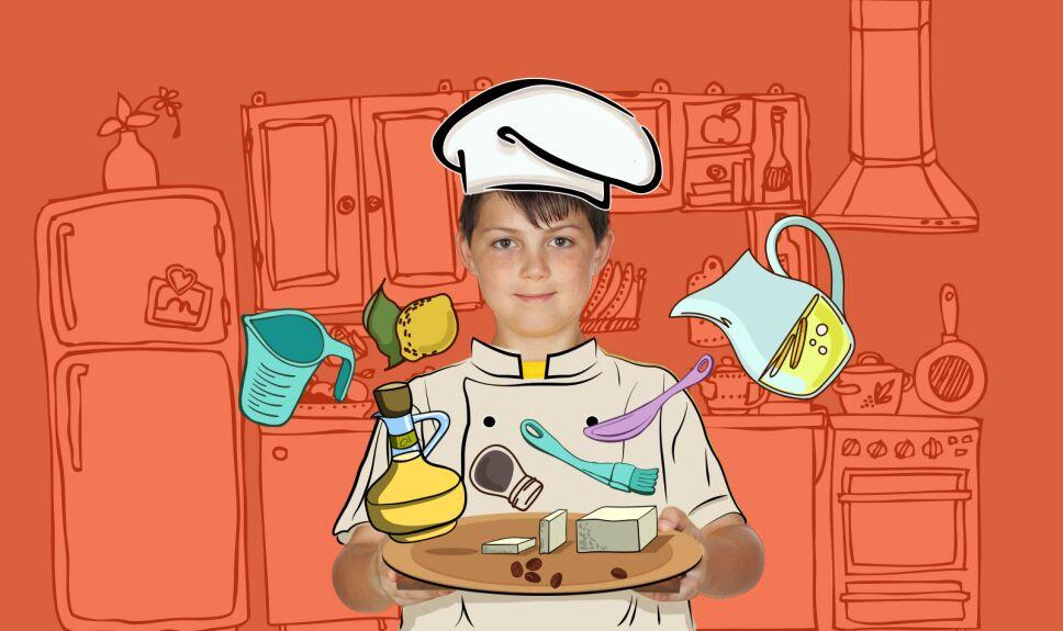 El snack MasterChef Junior