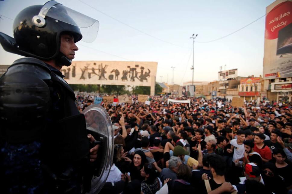 iraq protestas 2
