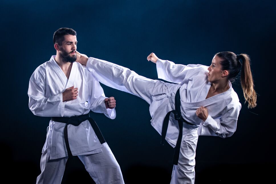 Karate juegos olimpicos tokio 2020