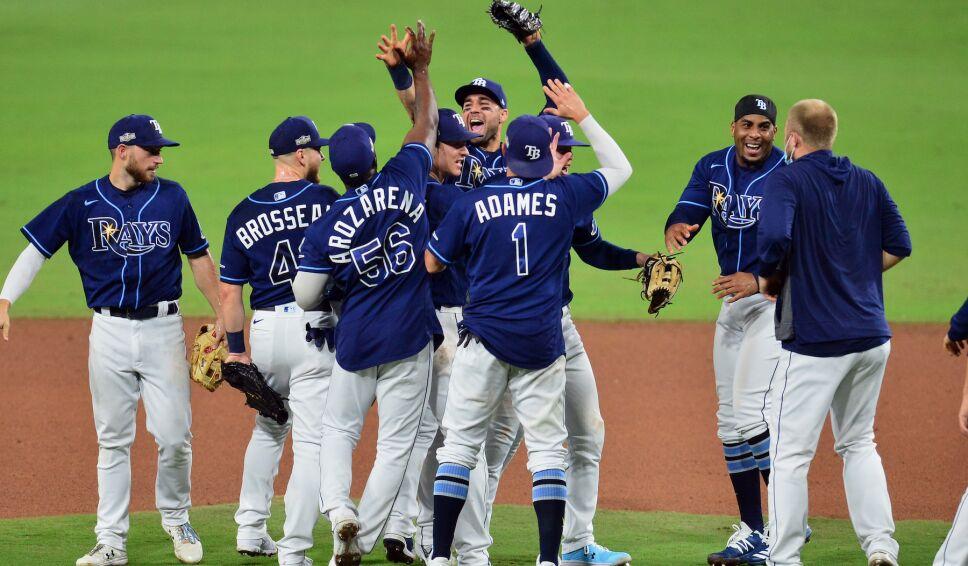 Rays avanza a la serie de campeonato de la Liga Americana