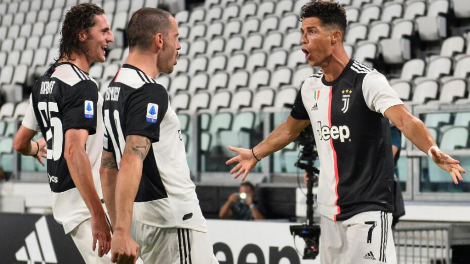 Lo que necesita Cristiano Ronaldo para ser campeón con la Juventus