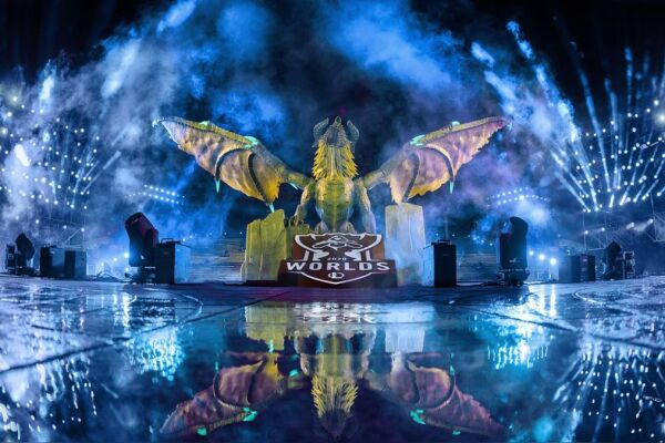LOL Worlds 2020 tv azteca esports EN VIVO