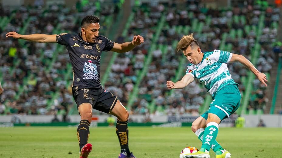León vs Santos