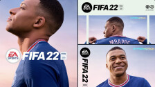 Kylian Mbappé será la portada del FIFA 22