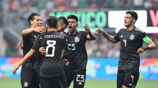 Selección Mexicana República Checa Grecia