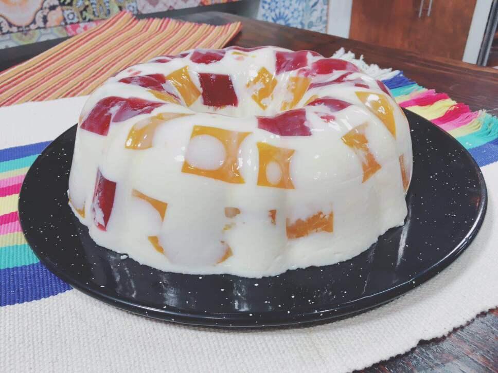 Gelatina de mosaico, Cocineros Mexicanos