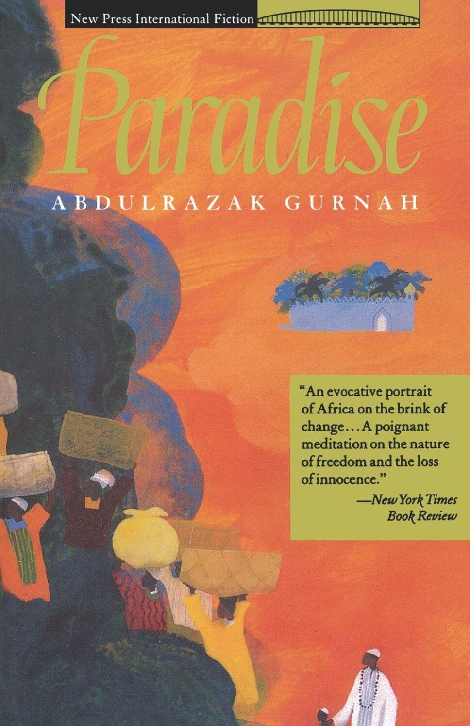 paraiso abdulrazak gurnah novela