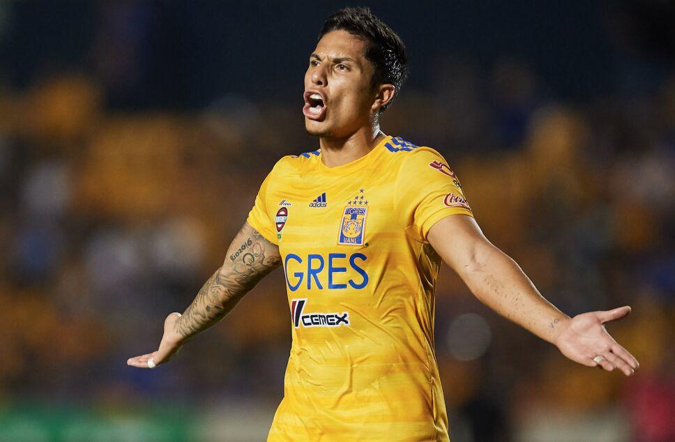 Carlos Salcedo, en el Mundial de Clubes