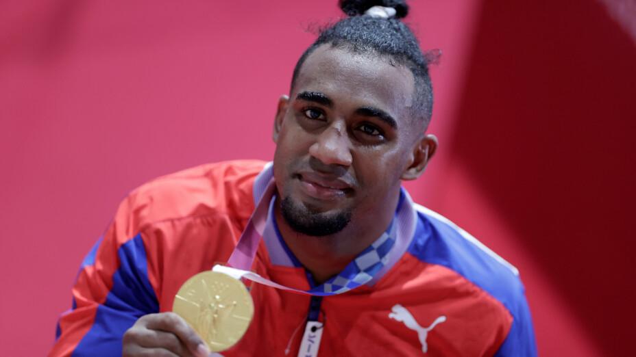Arlen López medalla de oro Tokio 2020