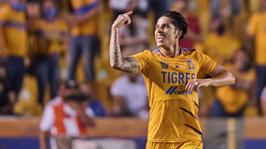 Carlos Salcedo Liga BBVA MX