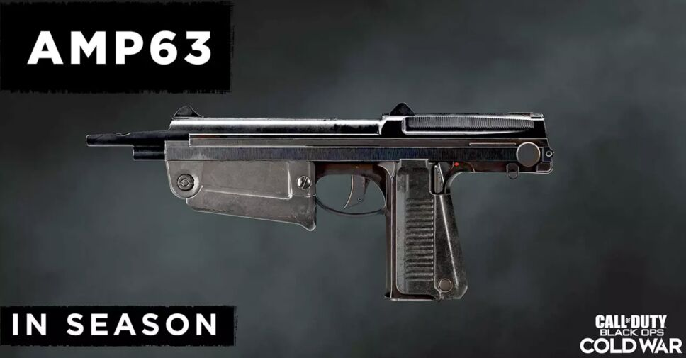 Pistol Call of Duty