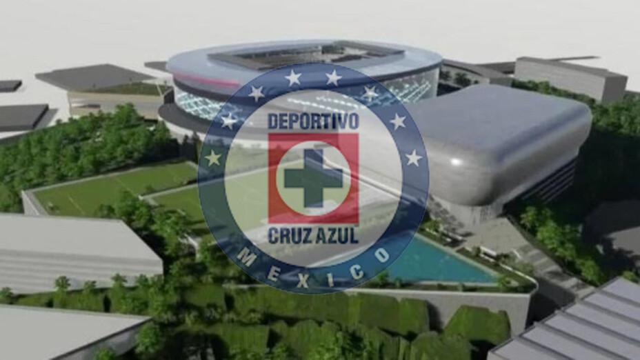 Construirán estadio en Tlanepantla: ¿La nueva casa de Cruz Azul?