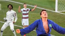 Cristiano Ronaldo inspiración Tokyo 2020 Juegos Olímpicos