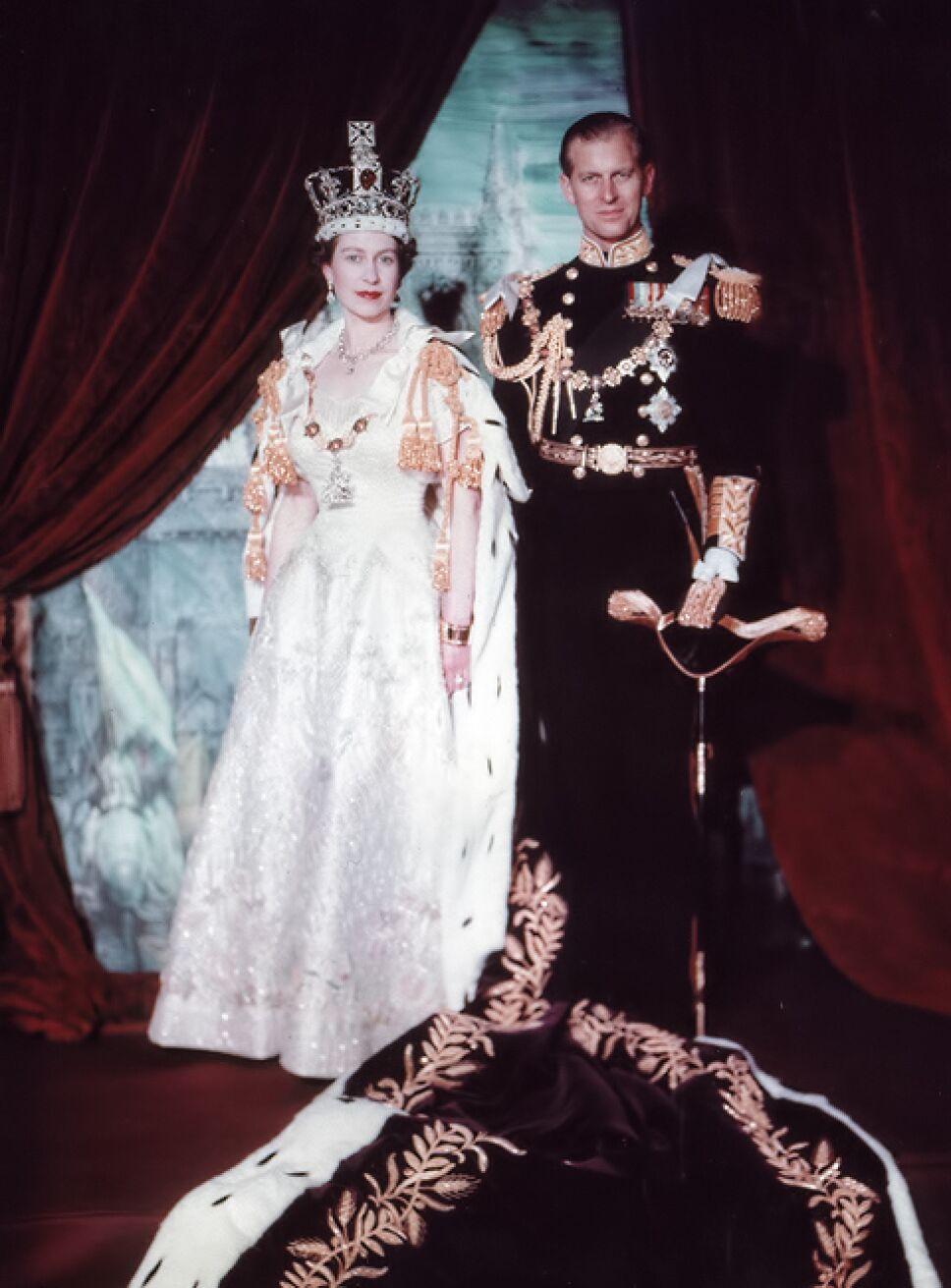 Felipe de Edimburgo: Así lucía el esposo de la reina Isabel cuando era joven
