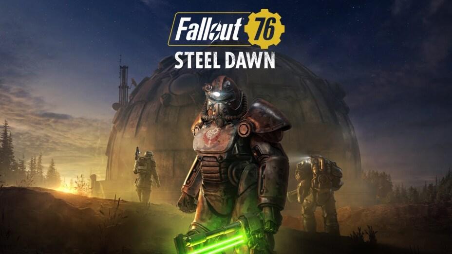 Nueva actualización de Fallout