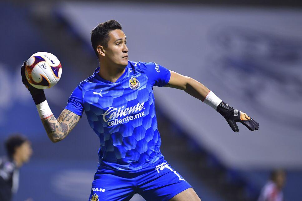 Liga BBVA MX Clausura GUARD1ANES 2021 Puebla vs Guadalajara