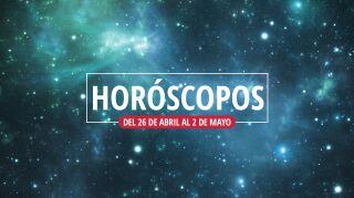 Horóscopo semanal del 26 de abril al 2 de mayo por CosmoLau