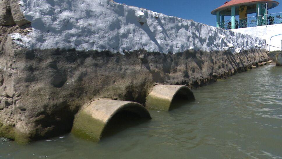 Nivel del lago de Chapala.BMP