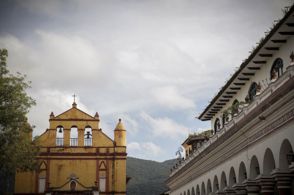 Calles de San Cristóbal de las Casas