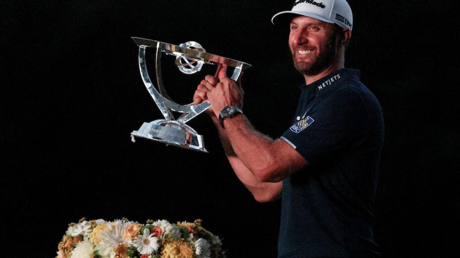 Dustin Johnson obtuvo su título 22 en el PGA TOUR