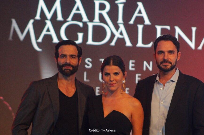 María Fernanda Yepes dará vida a María Magdalena.