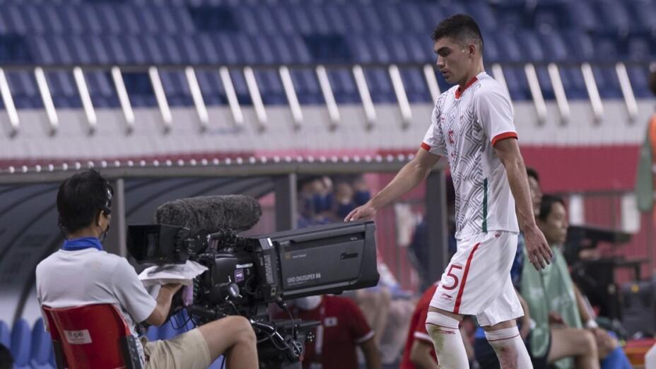 Johan Vazquez   Selección Mexicana