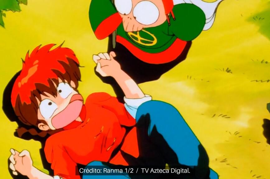 Ranma no fue el primer personaje del anime que pudo cambiar de sexo.