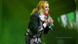 Lucero celebrará 40 años de trayectoria musical con un concierto en el Auditorio Nacional.