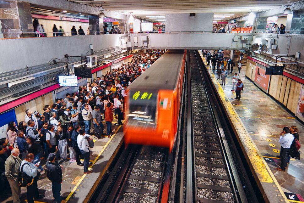 Qué pasó en la línea 12 del Metro