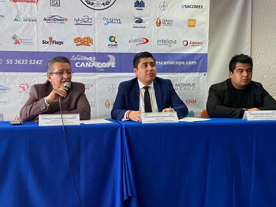 PyMEs tendrán ahorros de hasta 10 mil pesos anuales por Ley de Residuos Tóxicos: CANACOPE