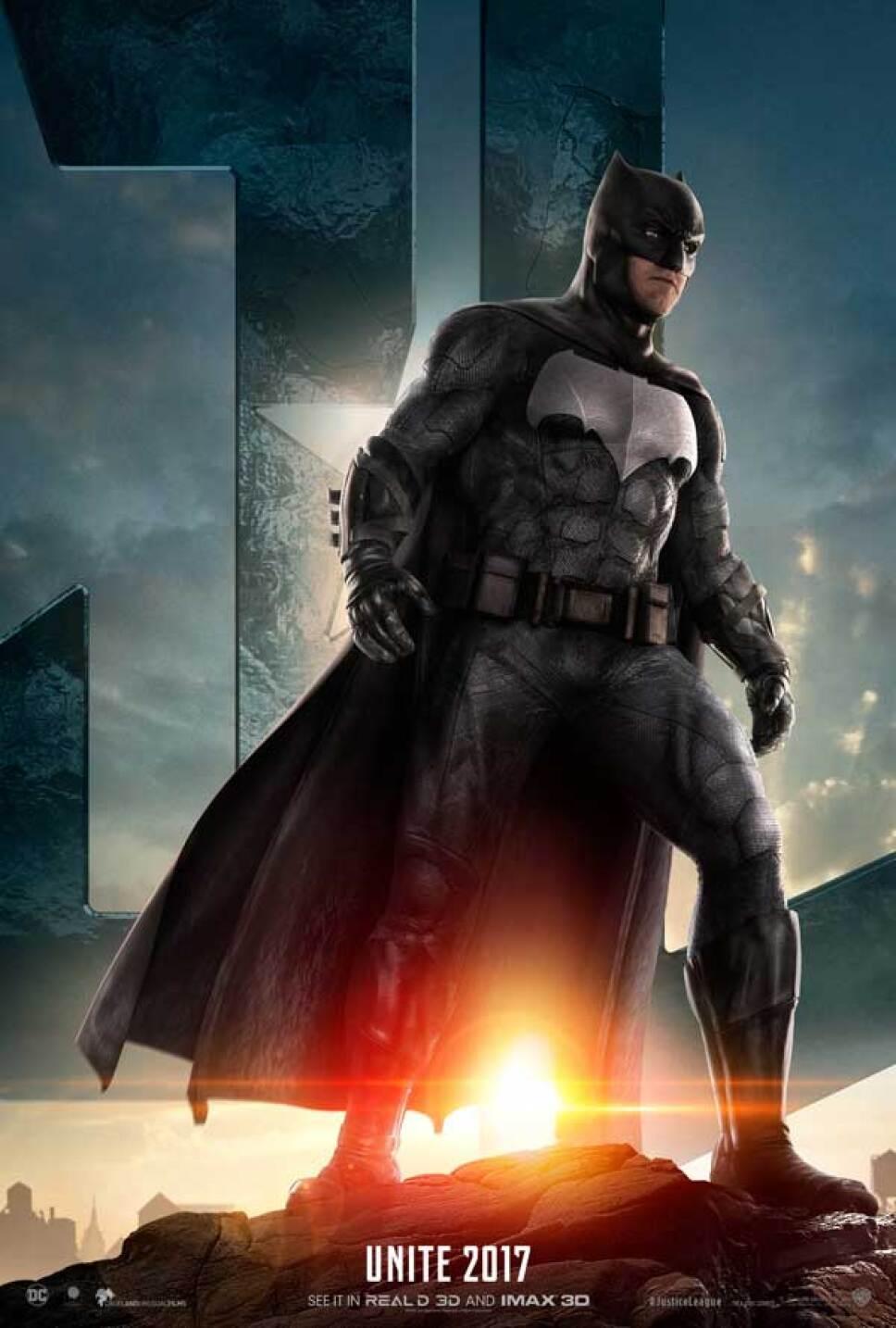 Batman Ben Affleck Poster