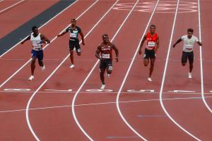 Horario y dónde ver final varonil 100 metros Tokio 2020